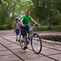 Велосипедист :: Аннета /Анна/ Шу