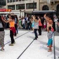 На фестивале латиноамереканских танцев. :: Witalij Loewin
