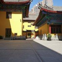 Буддийский храм в Китае :: Семья Фоменковых