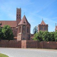 Мариенбургский замок :: Вера Щукина