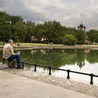 Ловись рыбка, большая и маленькая :: Ирина Климова