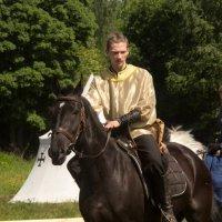 Подготовка коней :: Алексей Корнеев