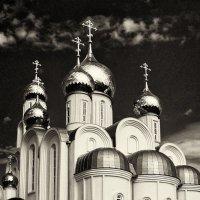 Церковь Иконы Божьей Матери Целительницы :: Сергей Шруба