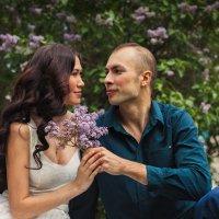 Гоша и Лиза :: Арина Берестяк