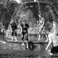 Водные забавы :: Олег Синица