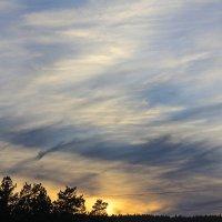 живопись на небе :: Александр Иванов