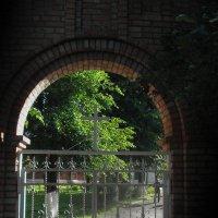 В монастыре :: Евгения Куприянова