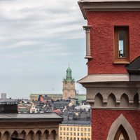 Прекрасный Стокгольм :: Евгений Никифоров