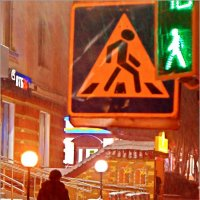 Пешеходы... :: Кай-8 (Ярослав) Забелин