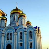 Задонск. Задонский Рождество-Богородицкий монастырь :: Ivan G