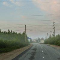 Утро туманное :: Дмитрий Костоусов