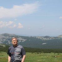 на горе ИРЕМЕЛЬ :: Валерий Конев