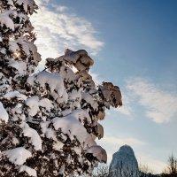 Зимний пейзаж :: MPS