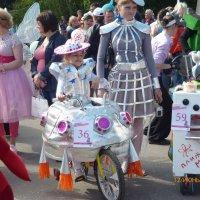Малышка инопланетянка. :: шубнякова
