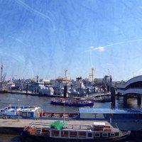 Hamburg. Hafen :: Nina Yudicheva