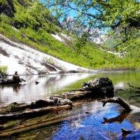 Третье Бадукское озеро :: Ирина Шимкина