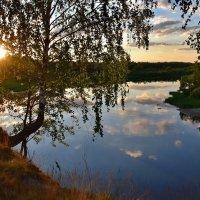 Вечером..... :: Валера39 Василевский.