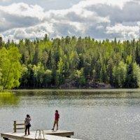 На озере . :: Loiste H.