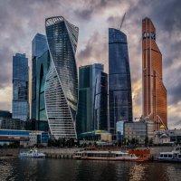 Вечерняя Москва 2 :: Андрей Дворников