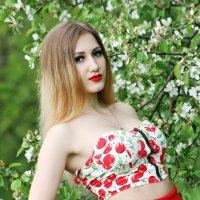 Модель:Алина :: Алиса Щёкина