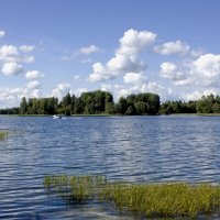 Валдайское озеро :: Ольга Лиманская