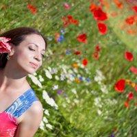 солнечное тепло :: Райская птица Бородина