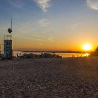 Вечерний пляж Звезда :: Дима Пискунов
