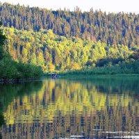 Солнце клонится к закату :: Геннадий Ячменев