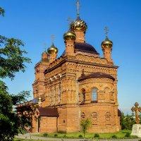Церковь в честь Архистратига Михаила. :: Elena Izotova
