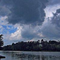 Вечер на реке Тетерев :: Ростислав