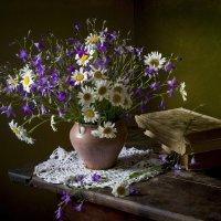 Полевые цветы :: Оксана Евкодимова