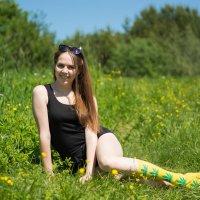 Летний фотосет с подругой :: Ксения Удодова