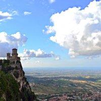 Крепость Сан-Марино :: Ольга