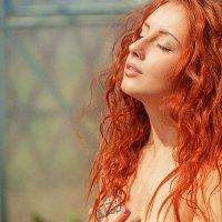 Дачная история (2) :: Анастасия