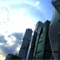 Москва-Сити :: Sasha Nemet