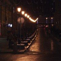 Вечерняя дорога :: Paul Kazakov