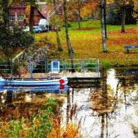 Штаде. Осень :: Nina Yudicheva