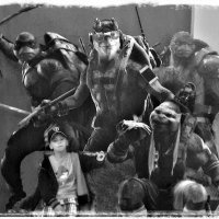 Дети и монстры :: Григорий Кучушев