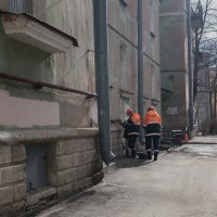 Там, где кончается труба :: Александр Русинов