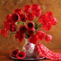 Тюльпаны. :: alfina