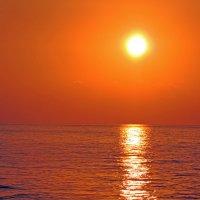 Море. Солнце :: Кирилл Лунин