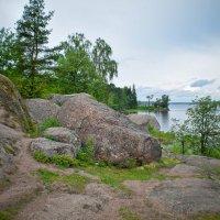 финский пейзаж :: Екатерина Яковлева