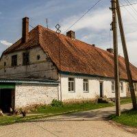 На польской границе немецкий дом :: Игорь Вишняков