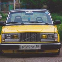 Volvo 244 :: Людмила Габибуллаева