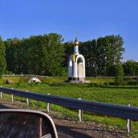 319 км Чуйского тракта. :: Владимир Михайлович Дадочкин