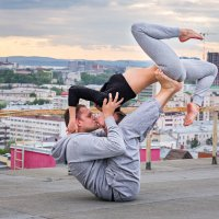 Поцелуи крыш :: Павел Ребрук