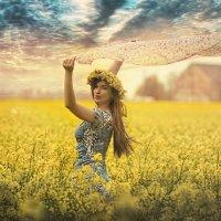 Ветром душу окрыляет... :: Егор Дáкже