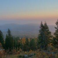 Туманная даль :: vladimir