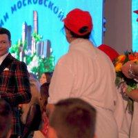 ритмы города-известные люди :: Олег Лукьянов