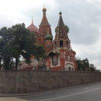Москва :: Светлана Ященко